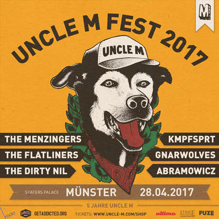 UNCLE M FEST 2017 – Preview