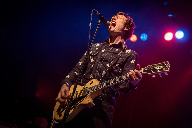 THE DIRTY NIL / 28.04.2017 / UNCLE M FEST