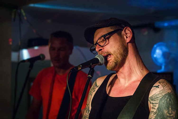 THE DONNERSTACHSGRUPPE / 27.05.2017 / BOCHOLT