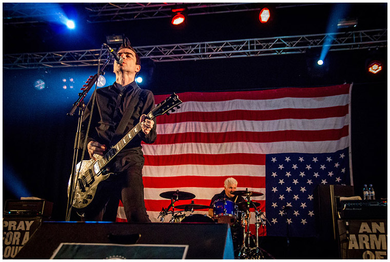 ANTI-FLAG / 11.08.2017 / OLGAS ROCK FESTIVAL (+ Akustik Session mit FLASH FORWARD)