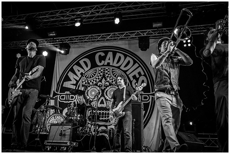 MAD CADDIES / 12.08.2017 / OLGAS ROCK FESTIVAL