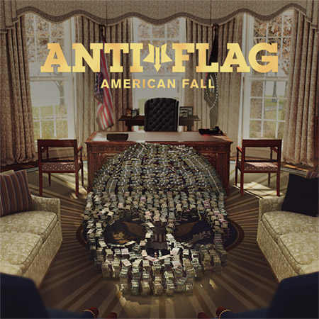 ANTI-FLAG – American Fall