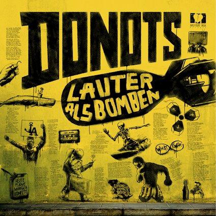 DONOTS – Lauter als Bomben
