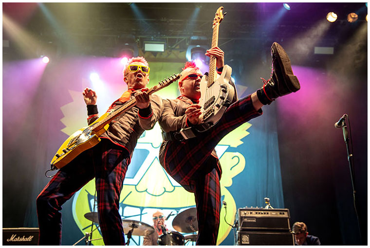 THE TOY DOLLS / 07.07.2018 / RUHRPOTT RODEO