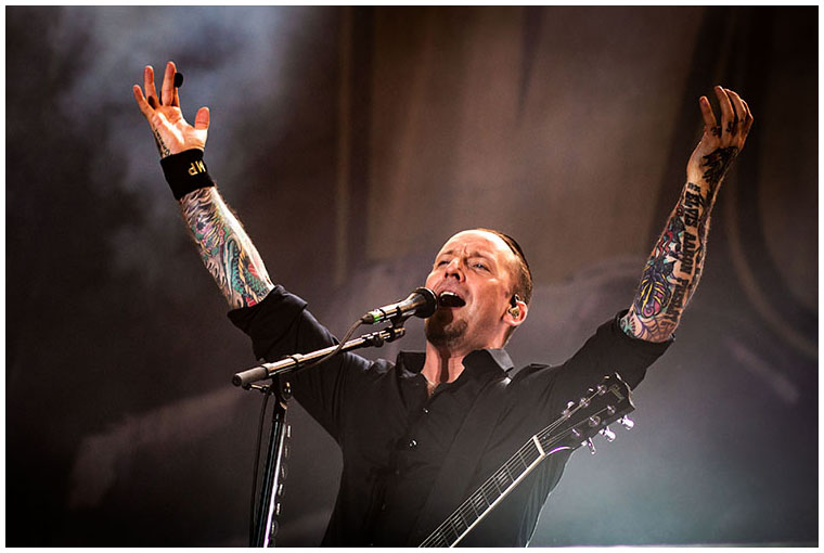 VOLBEAT / 13.07.2018 / ZWARTE CROSS FESTIVAL