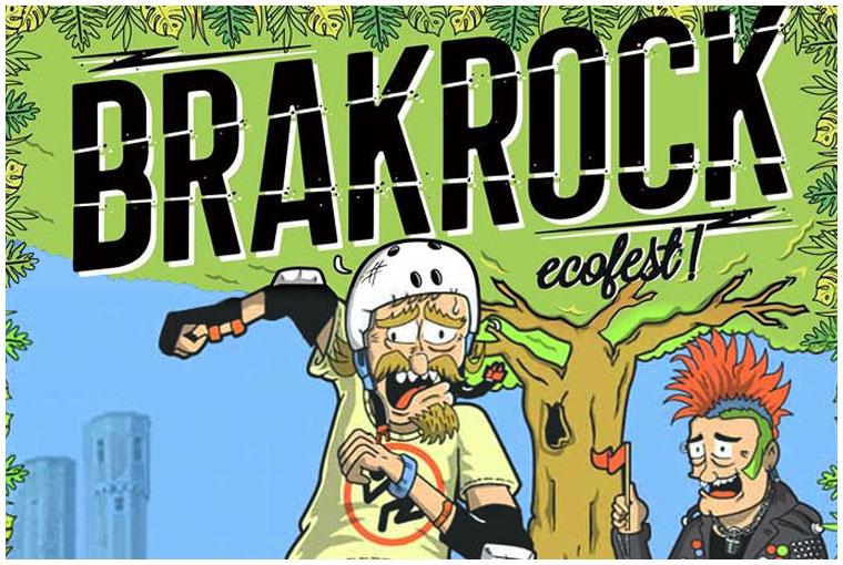 BRAKROCK ECOFEST 2018 – PREVIEW