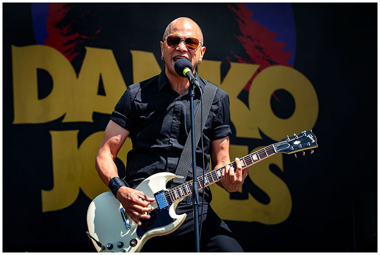 DANKO JONES / 14.07.2018 / ZWARTE CROSS FESTIVAL